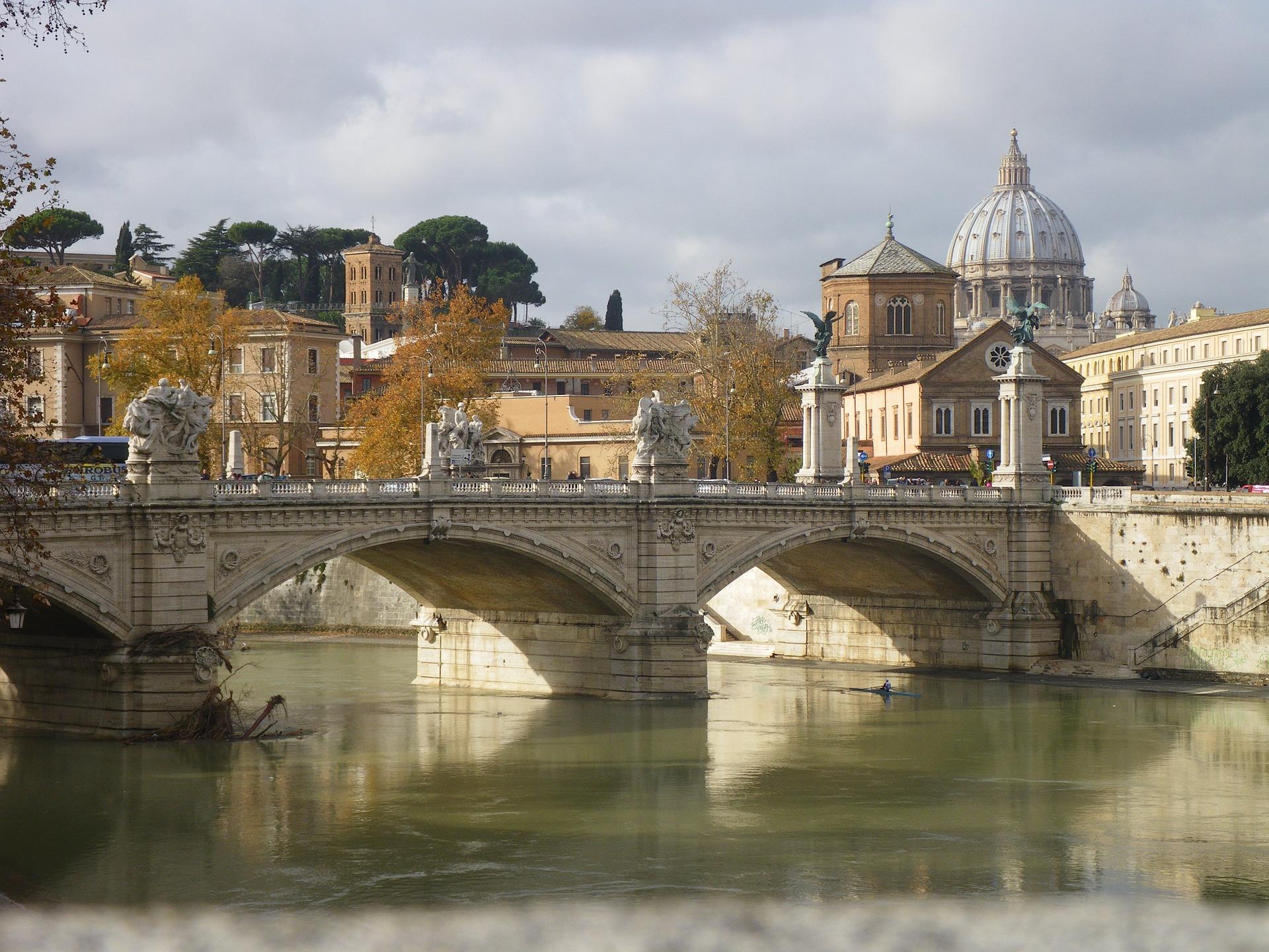 Najciekawsze zabytki Rzymu